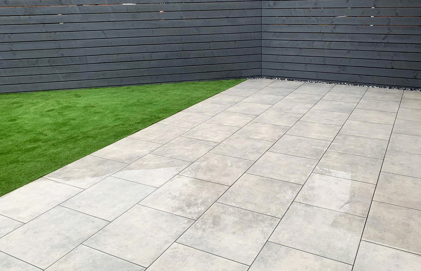 Paving and patios by Outside Space Landscaping & Design
