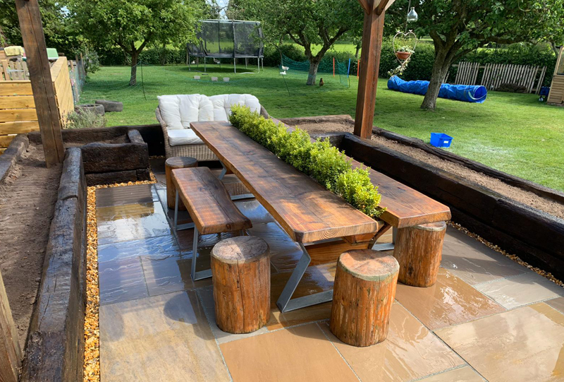 Landscape Garden Design Northwich Cheshire