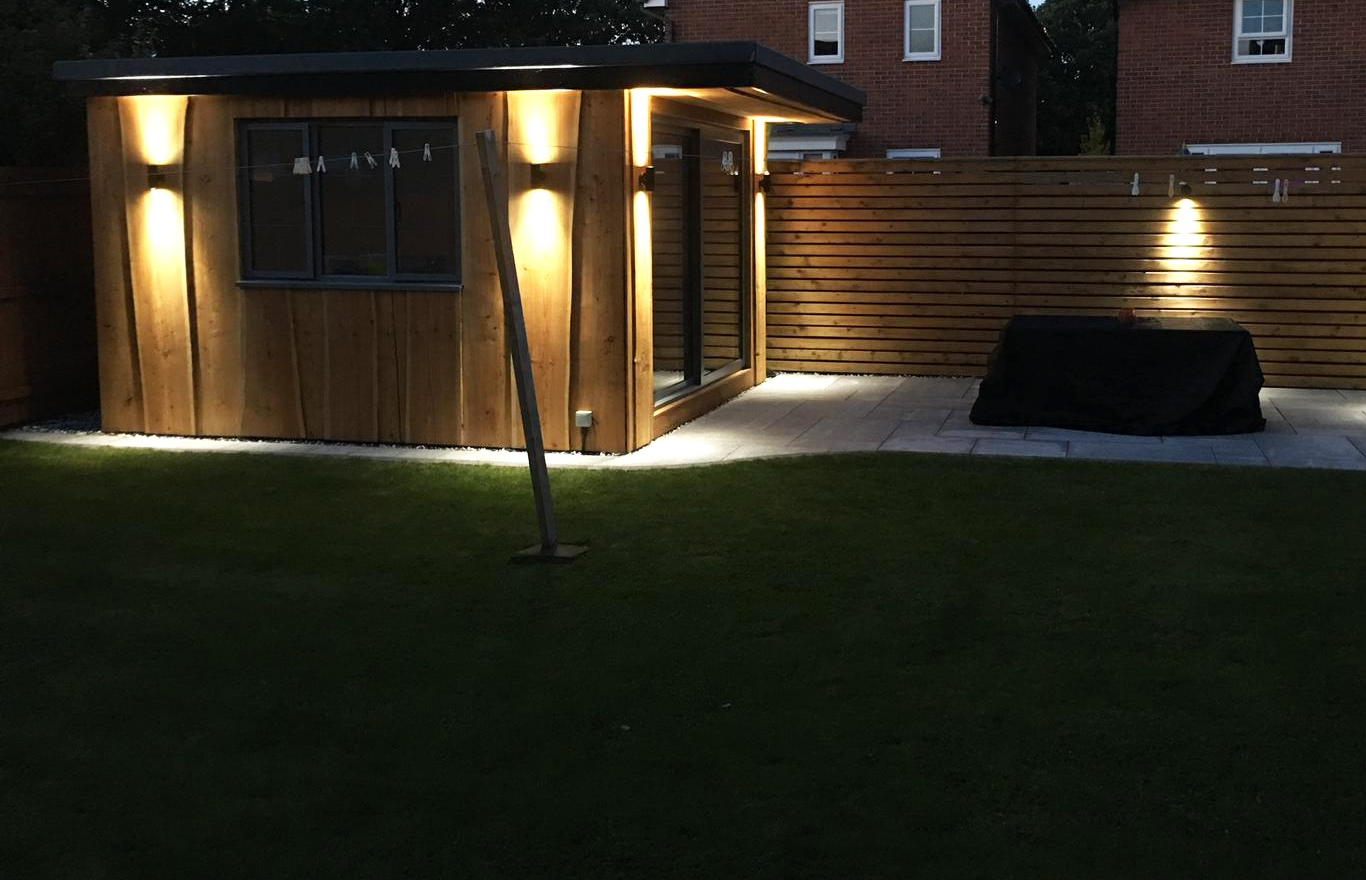 Garden Rooms by Outside Space Landscaping & Design